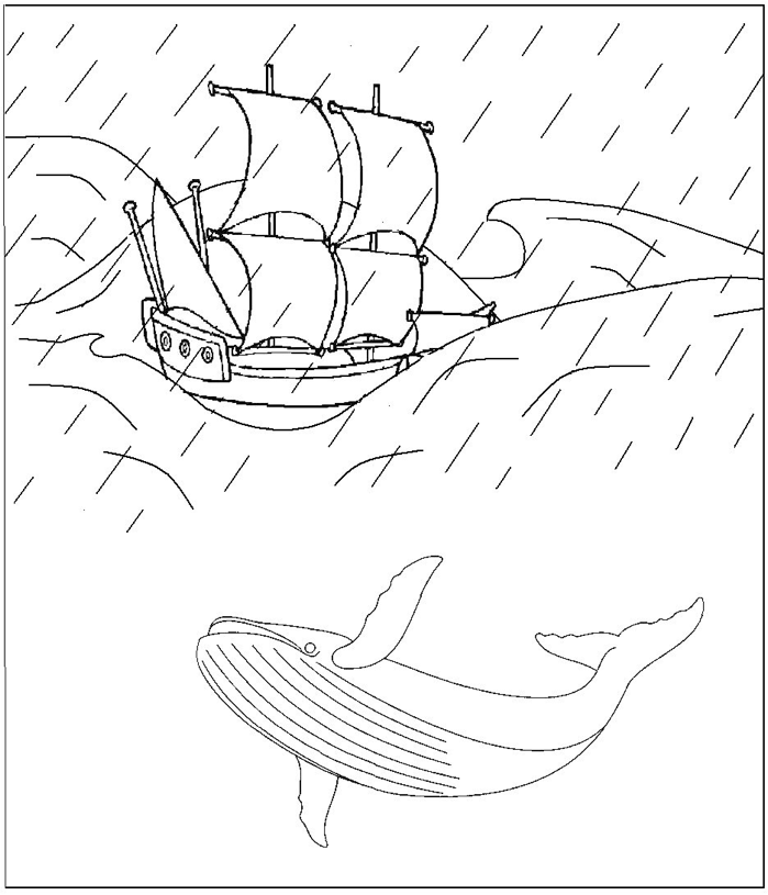 coloriage en ligne gratuit baleine