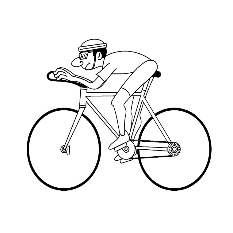 99 dessins de coloriage bateau de course imprimer - Dessin de course a pied ...