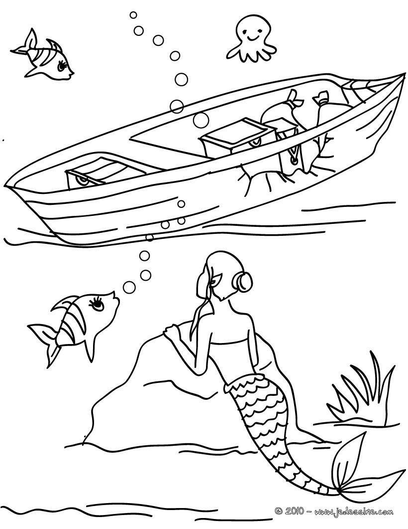 95 dessins de coloriage Bateau De Croisiere à imprimer