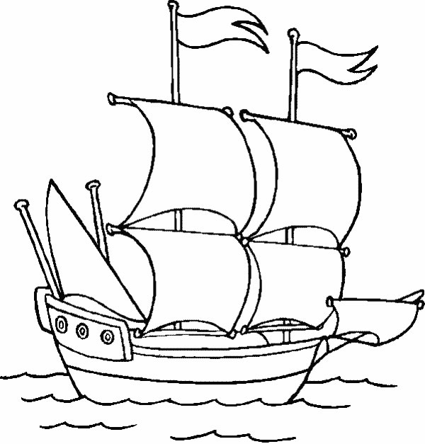 dessin bateau zodiac