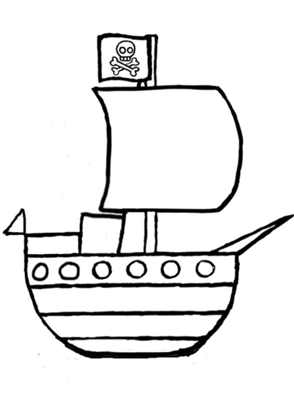 dessin bateau hugo l'escargot