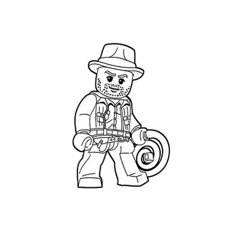 indiana jones and ghostrider coloring pages | 10 dessins de coloriage Batman Lego Imprimer à imprimer