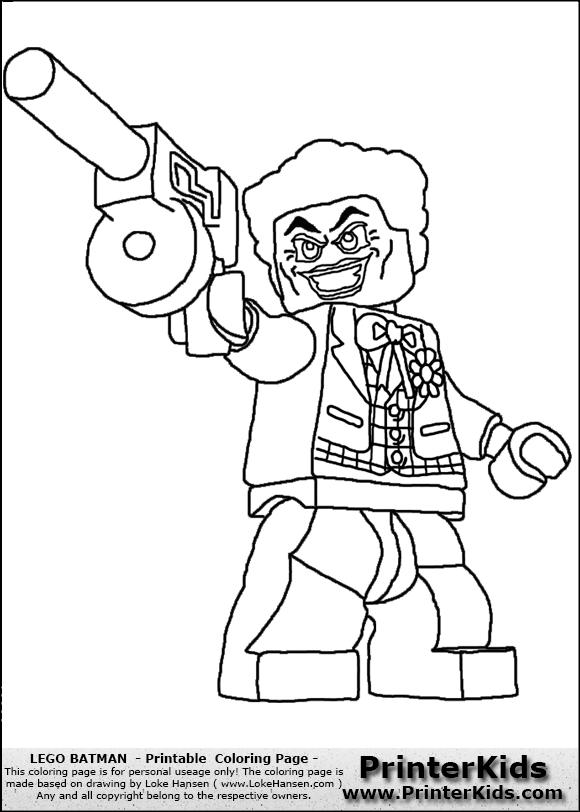 8 dessins de coloriage batman lego imprimer - Dessin de lego ...