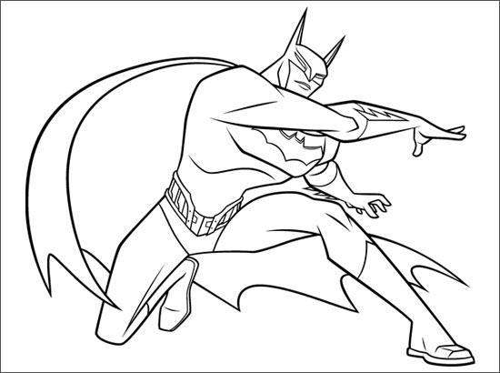 Coloriage de batman a imprimer gratuit - Coloriage a imprimer batman gratuit ...