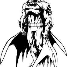 top coloriage batman