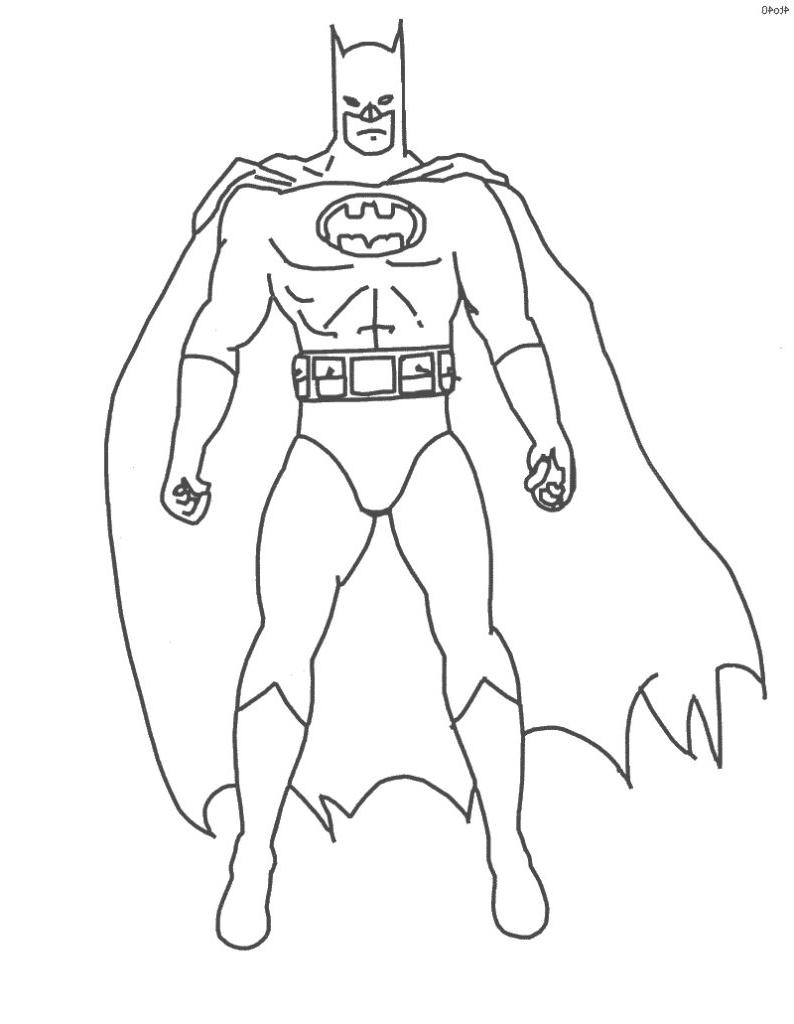 HD wallpapers coloriage de super heros a imprimer