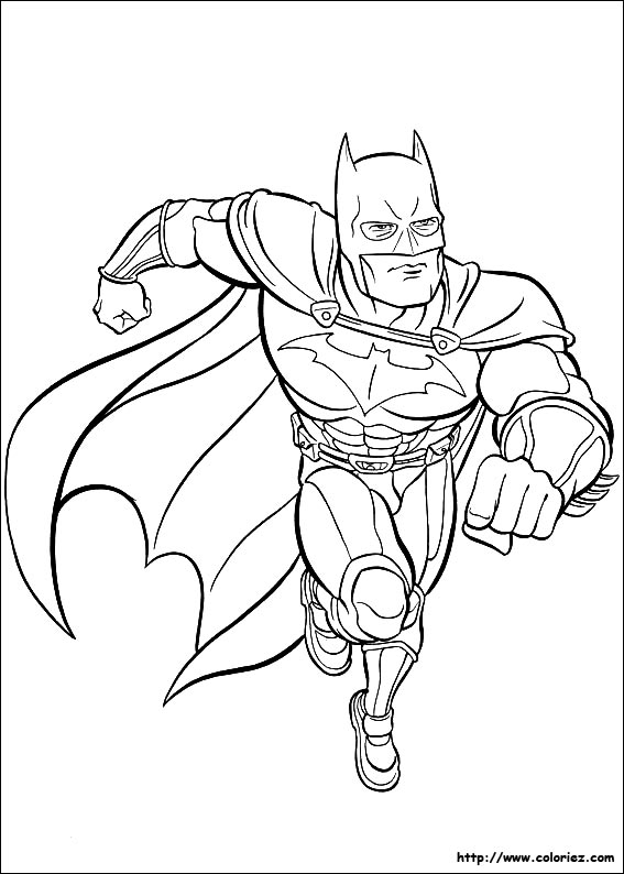 dessin masque batman