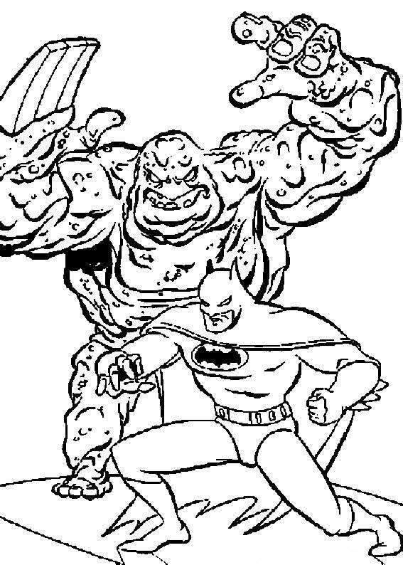 dessin online batman