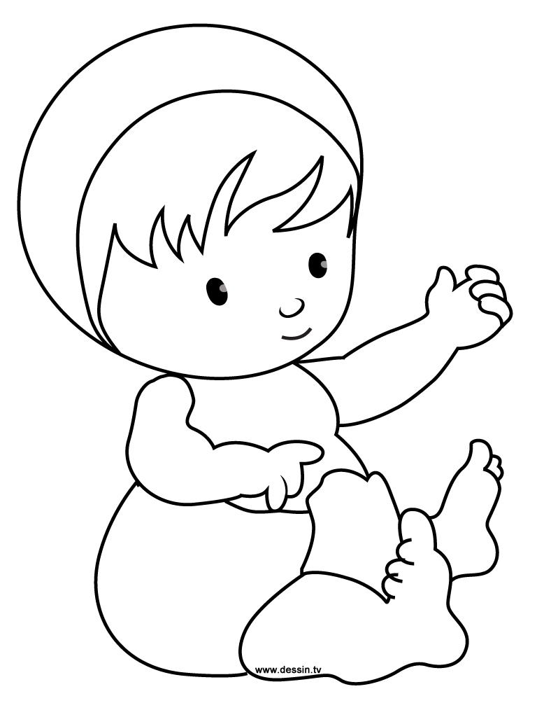 Coloriage Bebe Qui Pleure.Coloriage A Imprimer Bebe Qui Pleure 30000 Collections