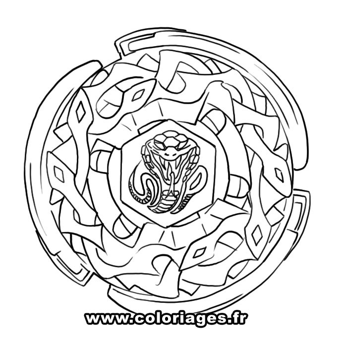 vrac coloriage beyblade