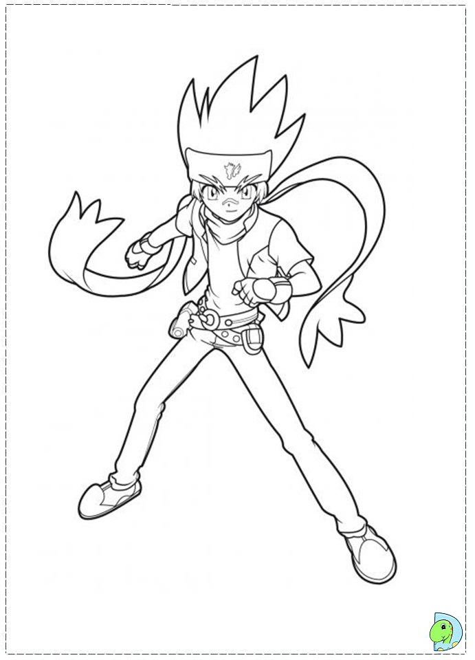 Coloriage Beyblade Burst Turbo A Imprimer.51 Dessins De Coloriage Beyblade A Imprimer