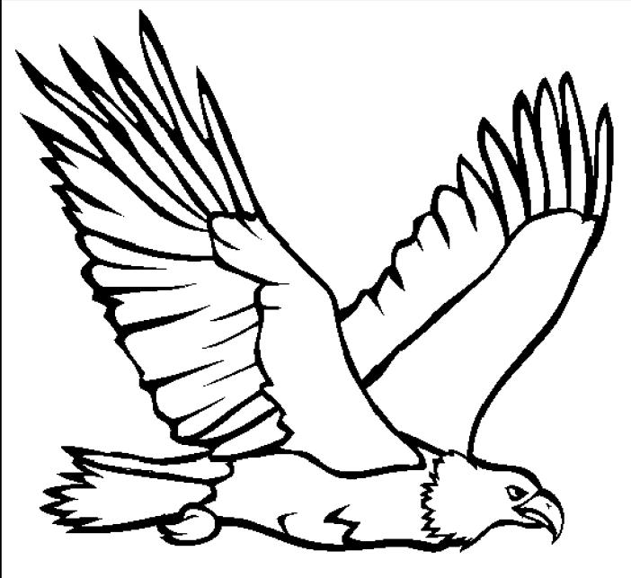 12 dessins de coloriage beyblade eagle imprimer - Dessin de aigle ...