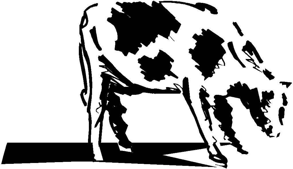 dessin boeuf imprimer