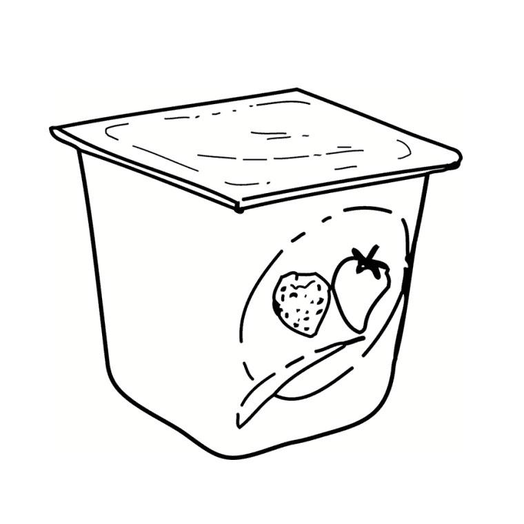 coloriage à dessiner bonbon noel