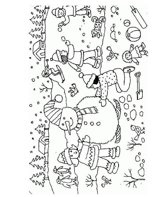 Coloriage Bonhomme De Neige Hugo Lescargot.Coloriage Bonhomme De Neige Hugo L Escargot