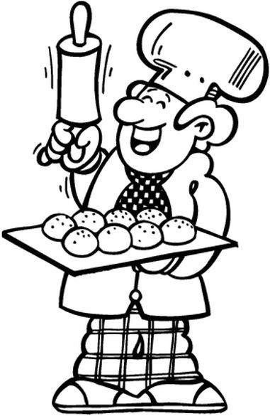 dessin de boulangerie en ligne