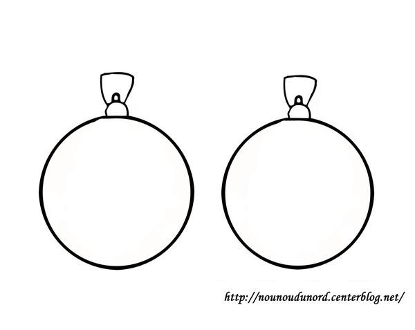 dessin boule de noel mandala