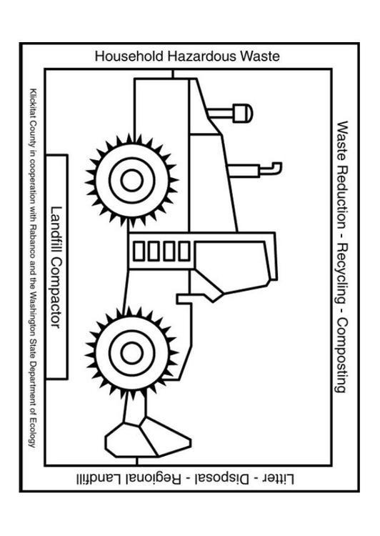 dessin de bulldozer