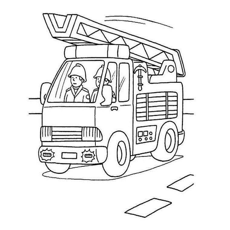 95 dessins de coloriage camion ambulance imprimer - Coloriage ambulance ...