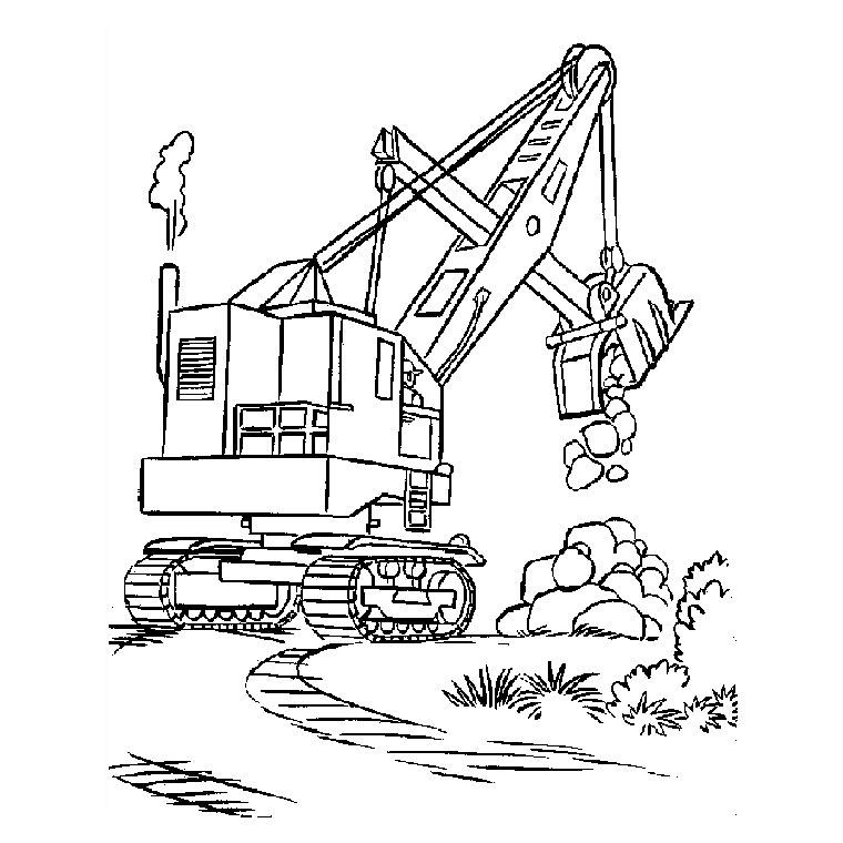 96 dessins de coloriage camion pompier imprimer - Camion pompier a colorier ...