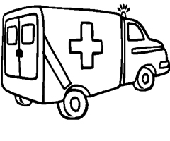coloriage à dessiner camion toupie