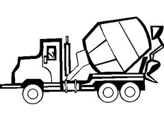 Coloriage Camion En Ligne.Dessin A Colorier Camion En Ligne