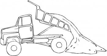 Coloriage dessiner finley camion pompier - Finley le camion de pompier ...