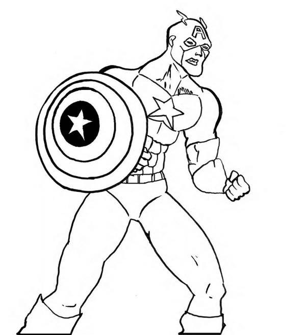 Coloriage de captain america - Jeux de lego avengers gratuit ...