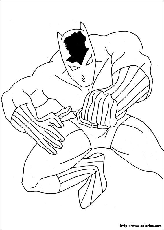 coloriage � dessiner captain america avengers