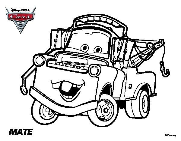 20 dessins de coloriage cars 2 en ligne imprimer - Coloriage cars gratuit ...