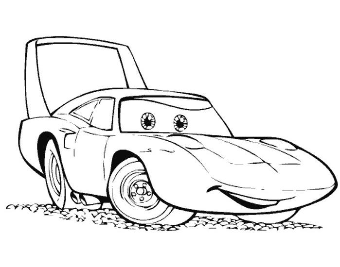 18 dessins de coloriage cars gratuit imprimer. Black Bedroom Furniture Sets. Home Design Ideas