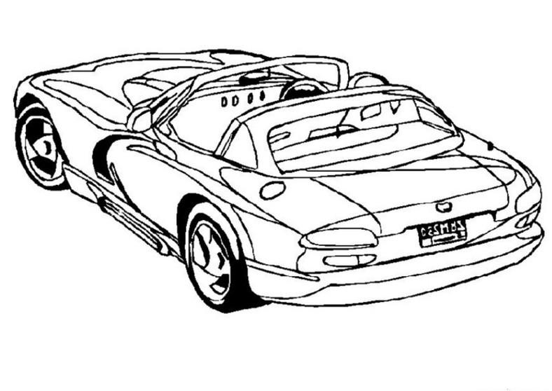 dessin cars mc