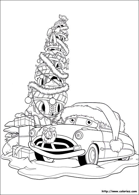 coloriage lego cars 2