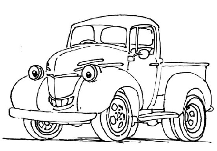 Dessin 0 colorier cars - Car coloriage ...