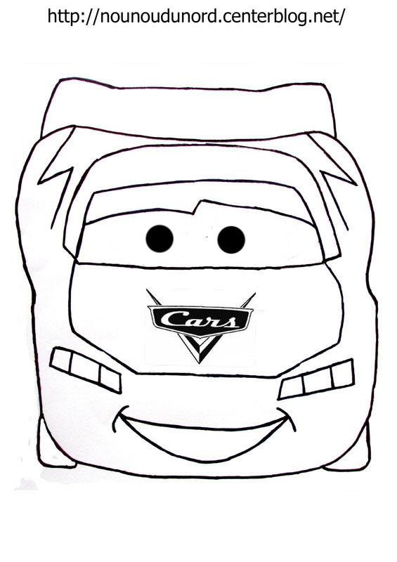 dessin à colorier cars 2 finn mcmissile