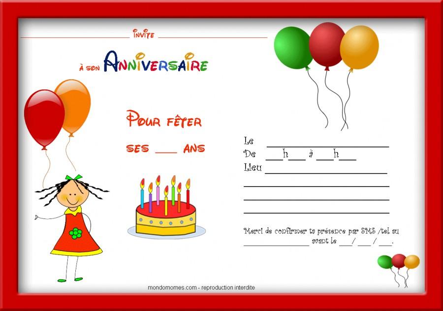 114 dessins de coloriage carte invitation imprimer - Dessin invitation ...