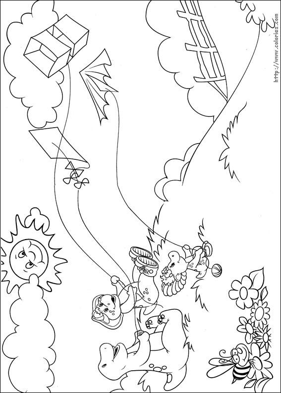 20 dessins de coloriage cerf volant imprimer - Dessin volant ...