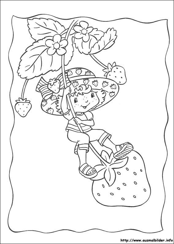 11 dessins de coloriage charlotte aux fraises et ses amies imprimer imprimer - Image de violetta et ses amies ...