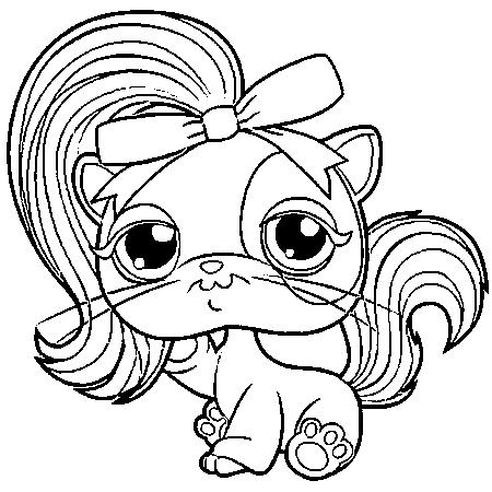 imprimer coloriage chat gratuit