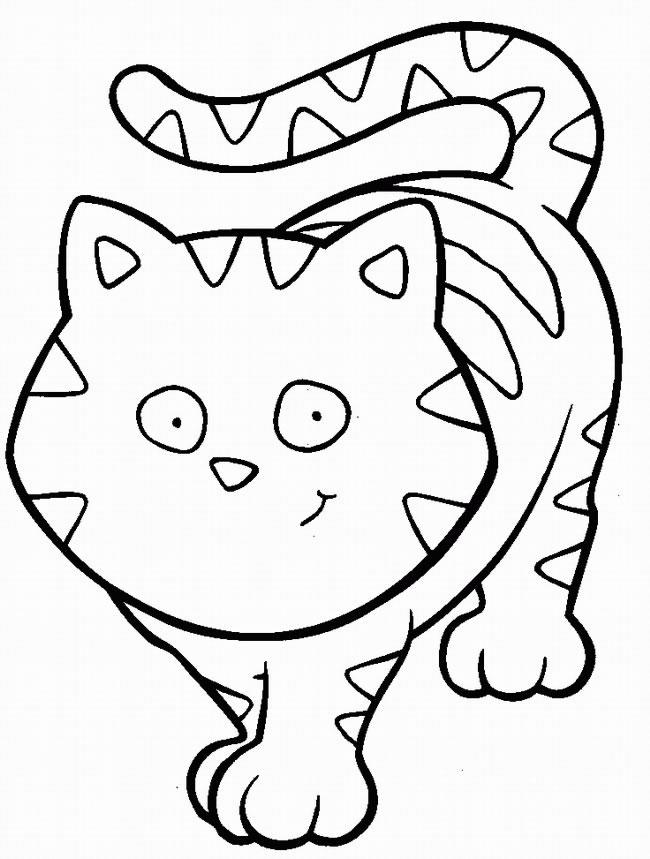 coloriage chat japonais