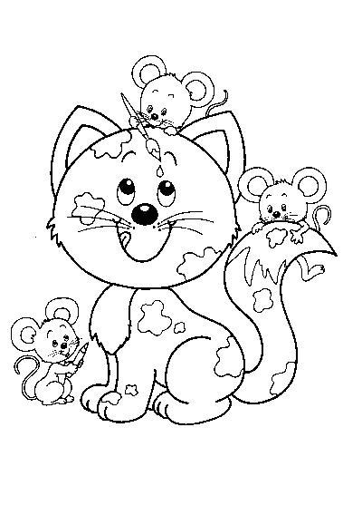 coloriage le chat botté