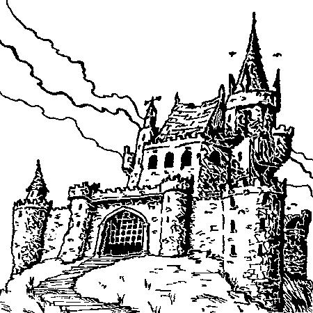 20 Dessins De Coloriage Chateau Fort 224 Imprimer 224 Imprimer