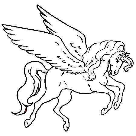20 dessins de coloriage cheval imprimer imprimer - Coloriage chevaux imprimer ...