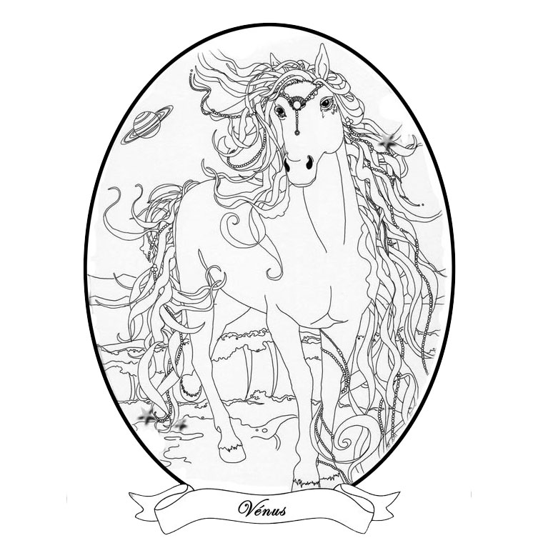 20 dessins de coloriage cheval grand galop imprimer - Grand dessin a colorier ...