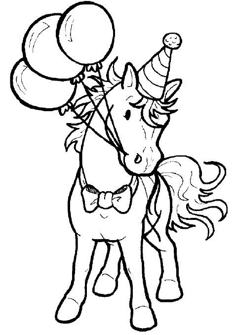 coloriage cheval ferrari