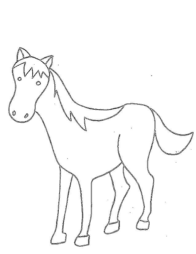 dessin de chevreuil