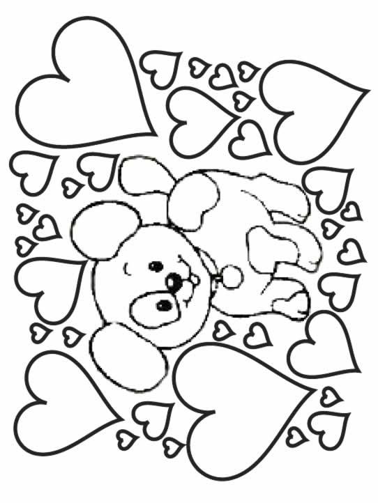 coloriage chien bouledogue français