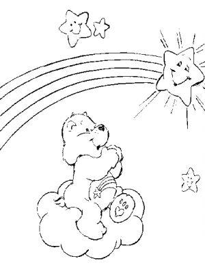 91 dessins de coloriage ciel nuage imprimer - Coloriage ciel ...