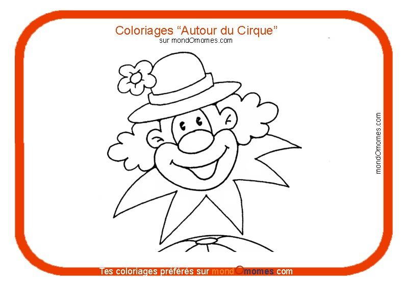 jeux dessin clown gratuit