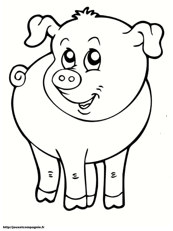 Dessin tirelire cochon - Cochon a dessiner ...